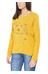 Maloja LlaoM. sweater Dames geel